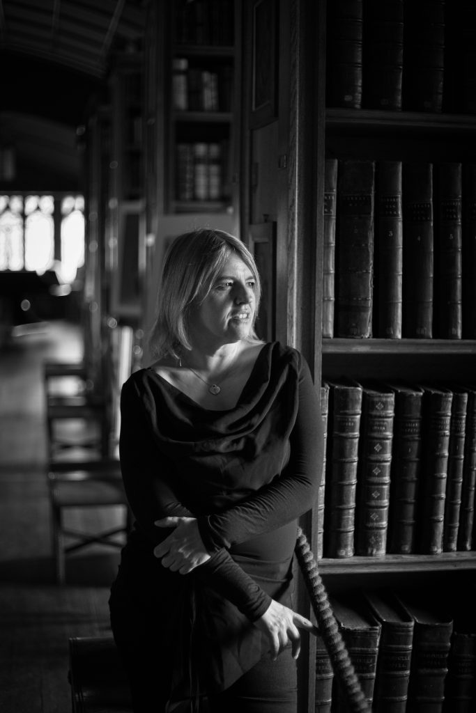 Anne Chesher, Librarian - Portrait of Magdalen College, Oxford University, in Oxford, England, on 7 June 2018.