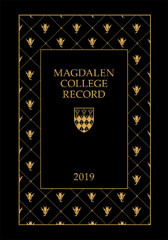 Magdalen College Record 2019 (Small)