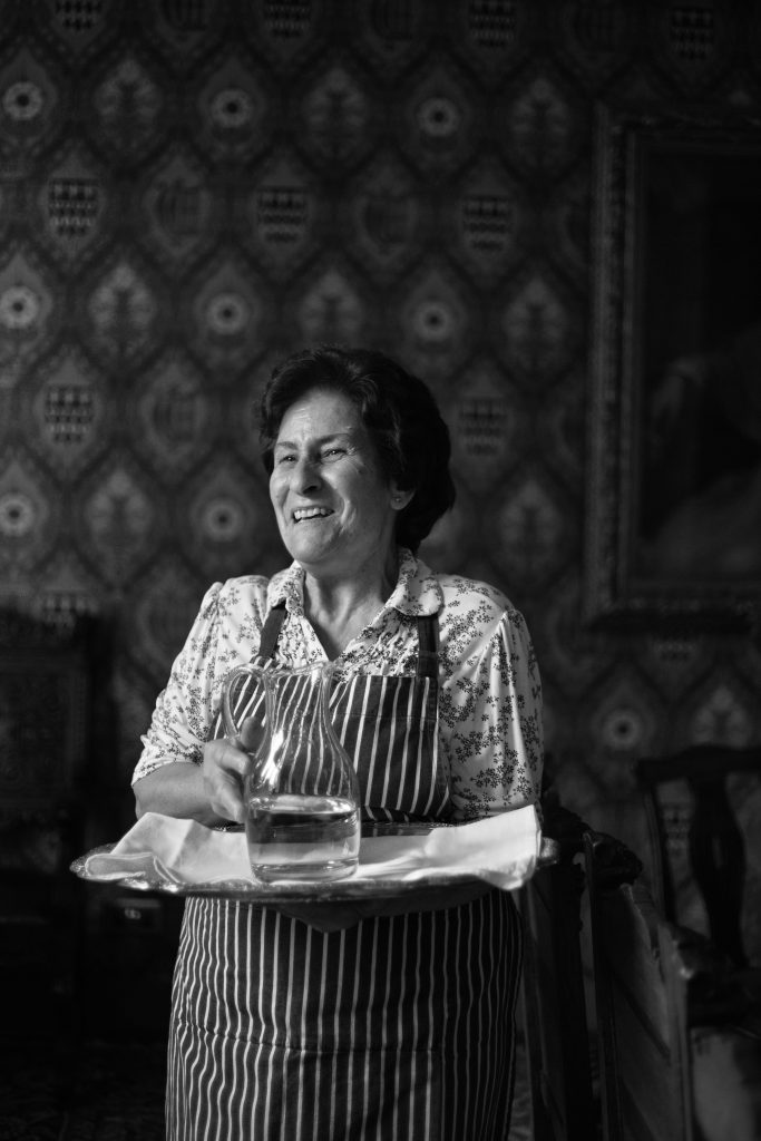 Maria Cavaliere, President's Housekeeper - Portrait of Magdalen College, Oxford University, in Oxford, England, on 8 June 2018.