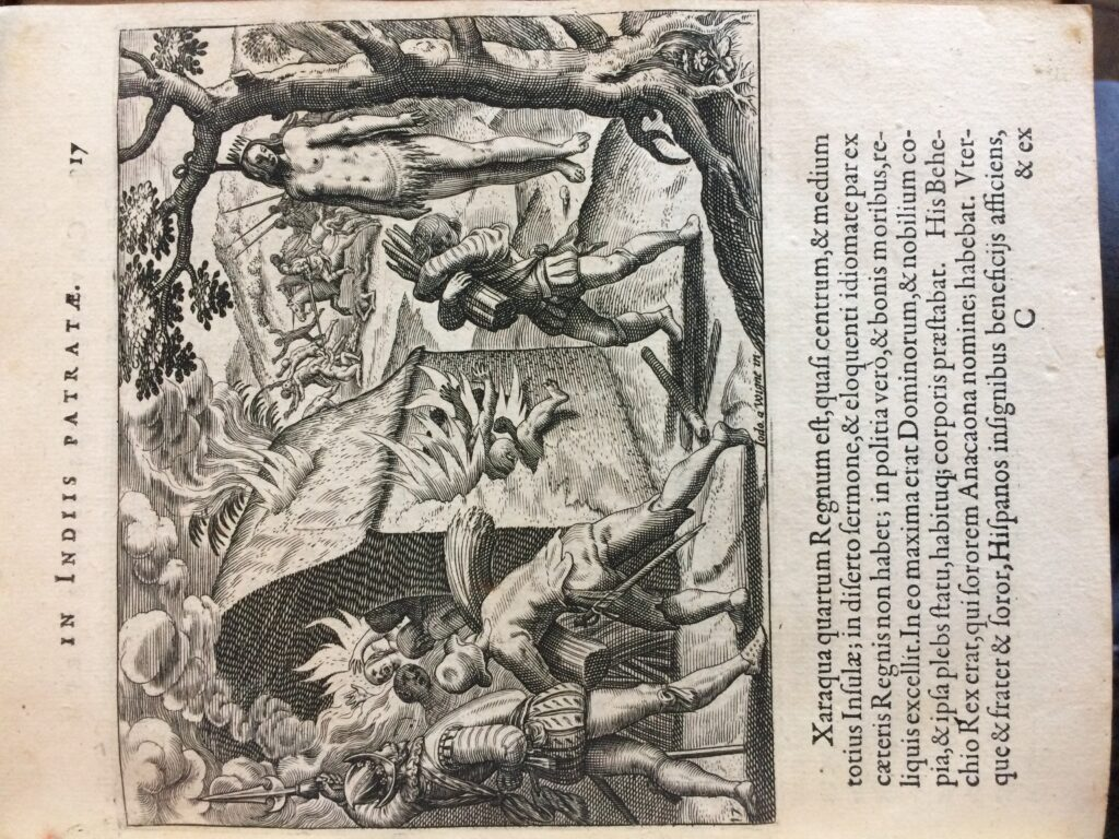 Figure 3: The woodcut on page 17.