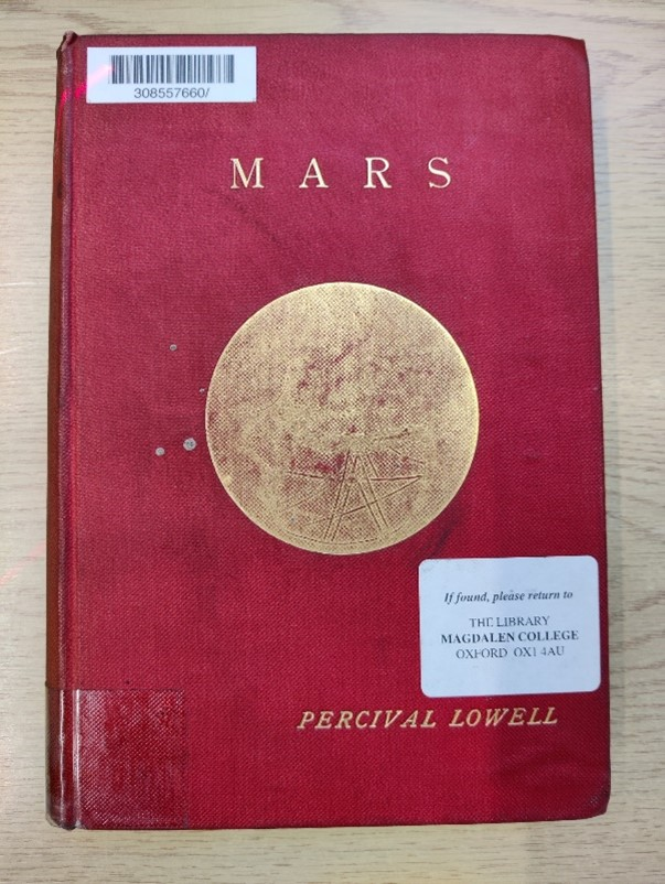 Figure 1: The front cover