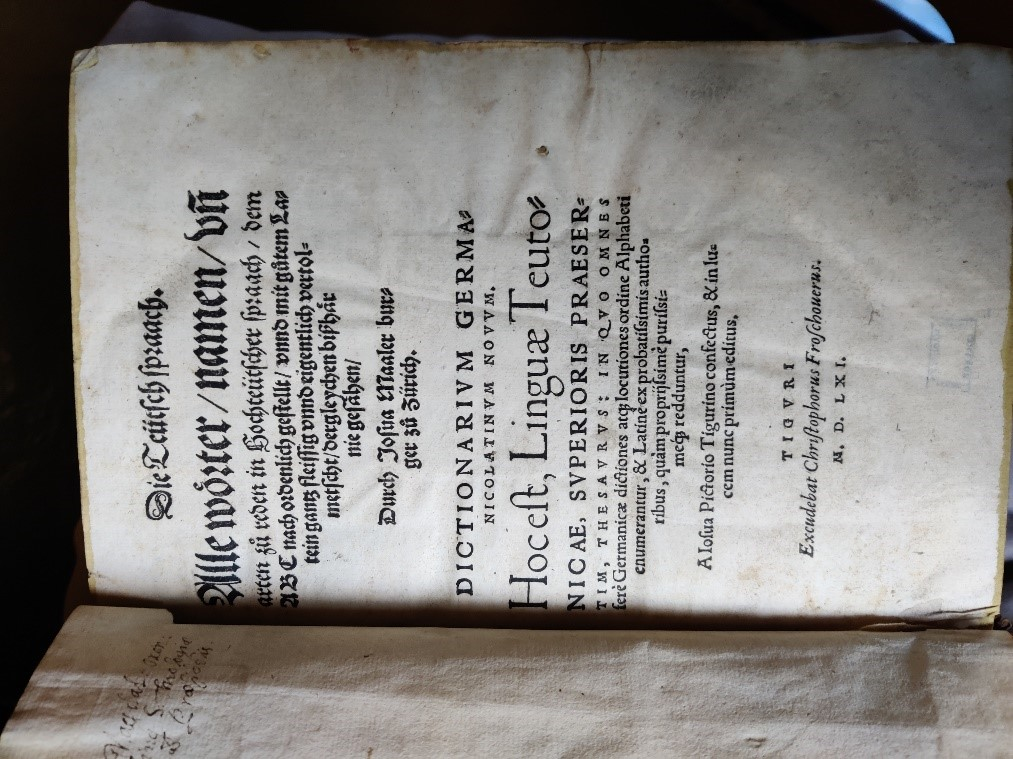 Figure 1: The Title Page